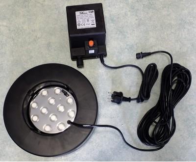 Генератор холодного тумана 12 дисков