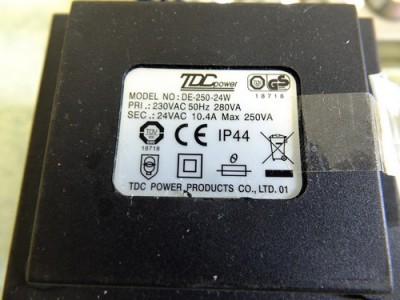 Блок питания генератора тумана 6 дисков