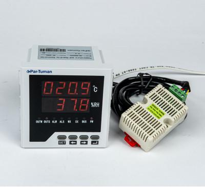 Контролер управления влажностью и температурой