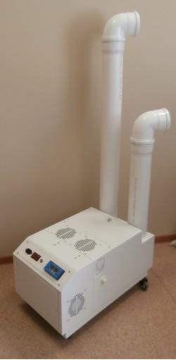 Генератор тумана 35 литров в час