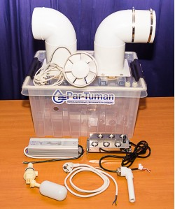 Набор конструктор для сборки увлажнителя воздуха НК-4