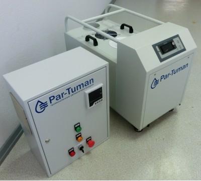 Увлажнитель воздуха с отдельной автоматикой