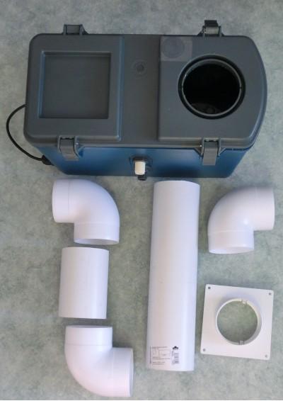 Комплект труб для увлажнителя воздуха