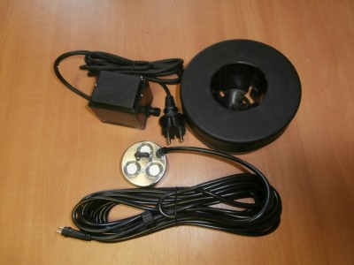 Generator tumana 3 disk