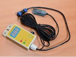 Автоматический контроллер для генератора тумана ГТ-5,0