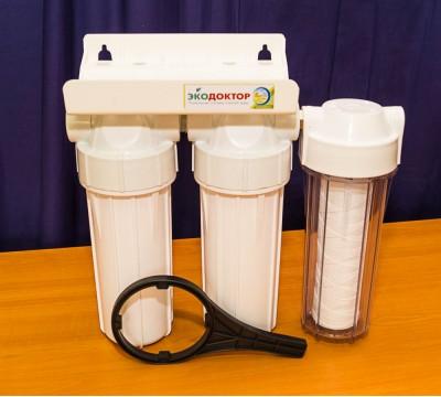 Фильтр трехколбовый для увлажнителя воздуха